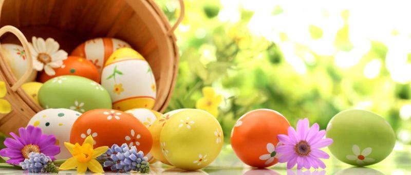 Выходные дни на время Пасхи и майских праздников 2017