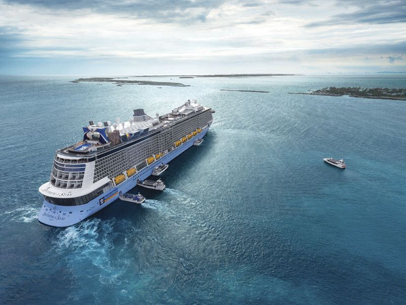 Открытые вакансии на 2019 год от Royal Caribbean Cruise Line