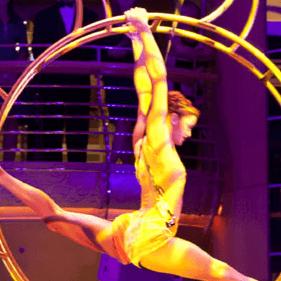 Танцор/Воздушный гимнаст