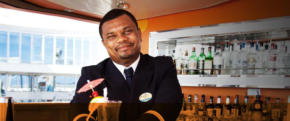 Bar for Assistant cuisine