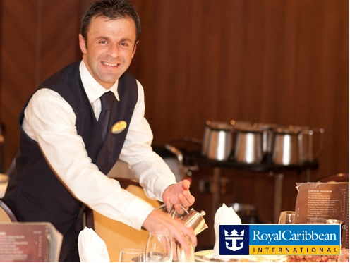 Head waiter/waitress