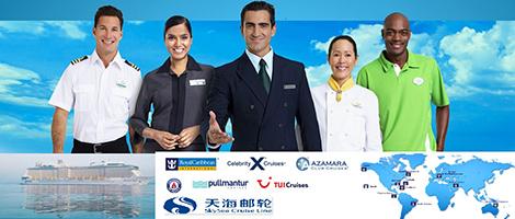 Cruise ships - hospitality staff